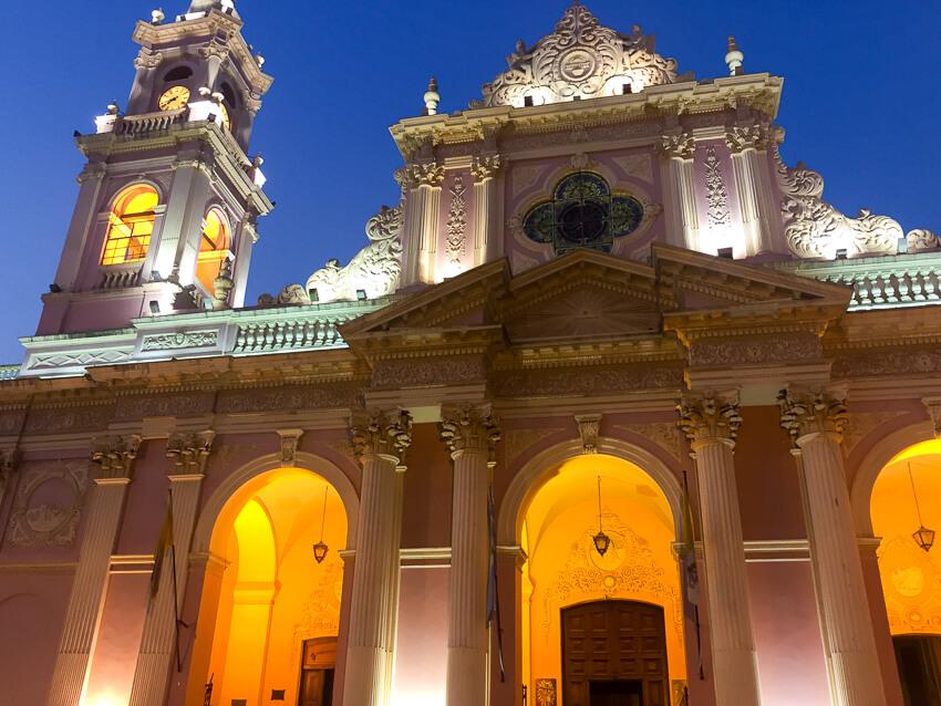 salta argentina church