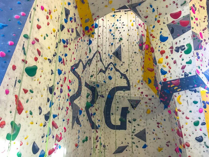 weekend in wenatchee rock climbing