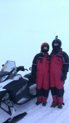 Snowmobiling-Iceland
