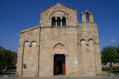 Granite church