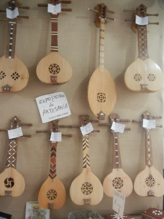 Hollowed Gourd musical instruments