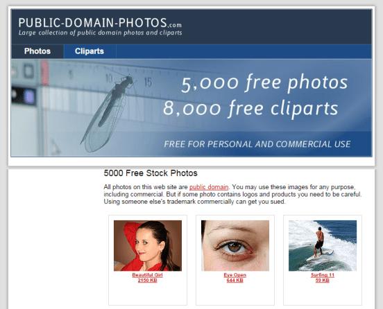 45 - Public Domain Photos