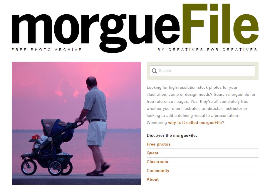 16-Morguefile