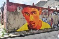 Éder de Oliveira em muros, Belém do Pará