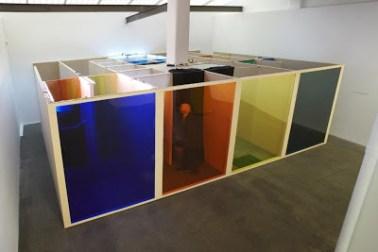 Penetrável Filtro , 1972 Mixed media installation 98.43 x 238.98 x 317.72 inches (250 x 607 x 807 cm)