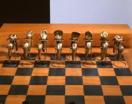 Olho por Olho - Xadrez, 2005