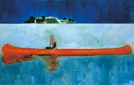 100 Years Ago Peter Doig 2001