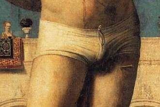 Tight brief-like breeches, 1476