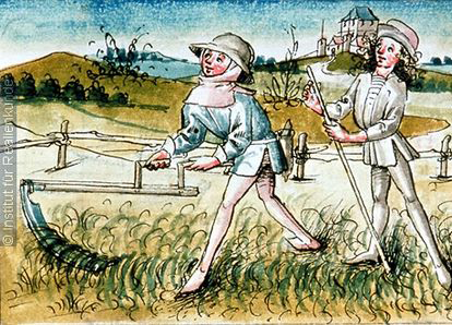 Two peasants 1475