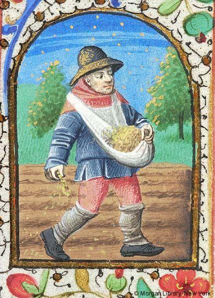 Farmer, c. 1475