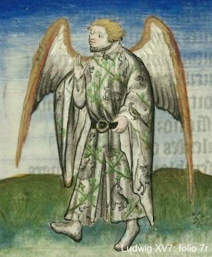 Houppelande introduced c. 1360