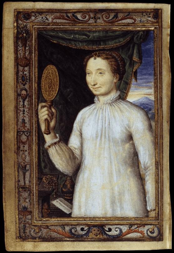 partlets c. 1575
