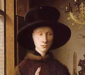 Beaver hat - distinguished Italian, 1434