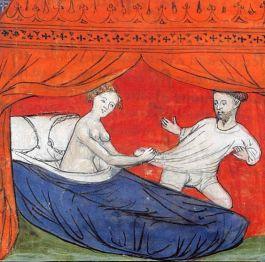 Lancelot Le livre de Lancelot du Lac France ca. 1401-1425 Paris Bibliothèque de l'Arsenal 3480 p. 33