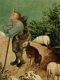 Sheep herd, 1560