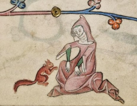 Lady c. 1340