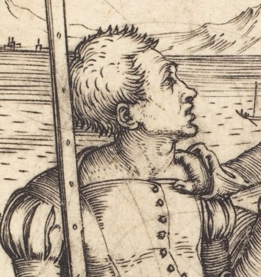 Very short haired Lansquenet, c. 1497
