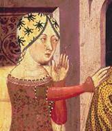 Workshop of Jamie Serra Altarpiece of the Virgin Spain (1370) Barcelona, Museo de Bellas Artes de Cataluña.