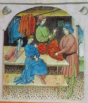 Albucasis, Tacuinum sanitatis, Allemagne (Rhénanie), XVe siècle Paris, BnF, département des Manuscrits, Latin 9333, fol. 104