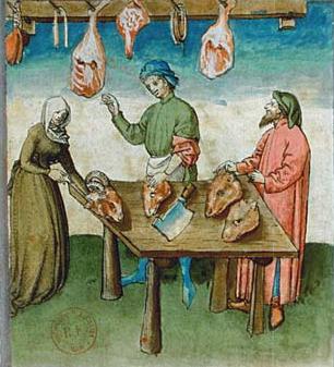Albucasis, Tacuinum sanitatis, Allemagne (Rhénanie), XVe siècle Paris, BnF, département des Manuscrits, Latin 9333, fol. 74