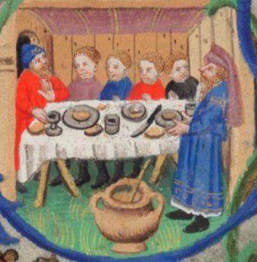 the Bedford Hours c. 1410-1430