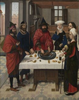 The Feast of the Passover c. 1464-1467