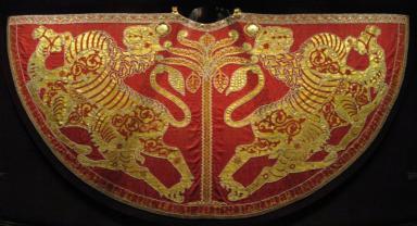 The Coronation Mantle of Roger II of Sicily, 1133–34