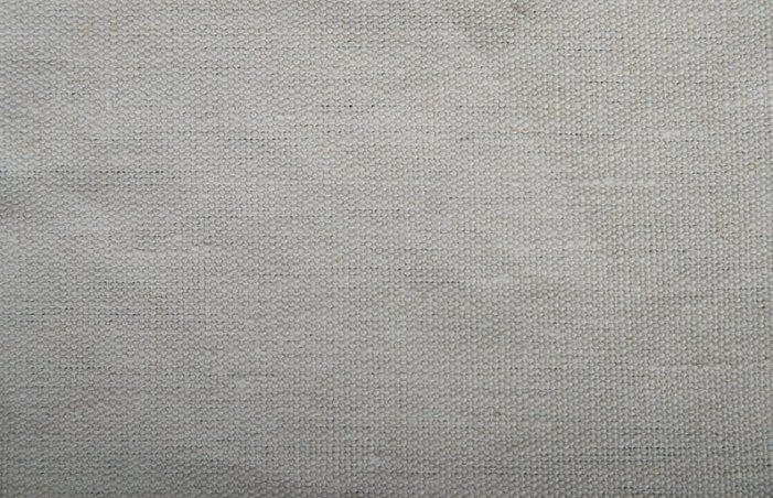 Unbleached hemp fabric