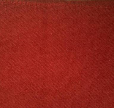 madder red fabric