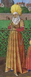 Sainte Anne and the three Maries
