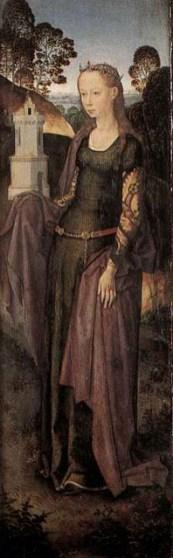 Triptych of Adriaan Reins, 1480