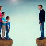 utrudnia kontakt z dzieckiem