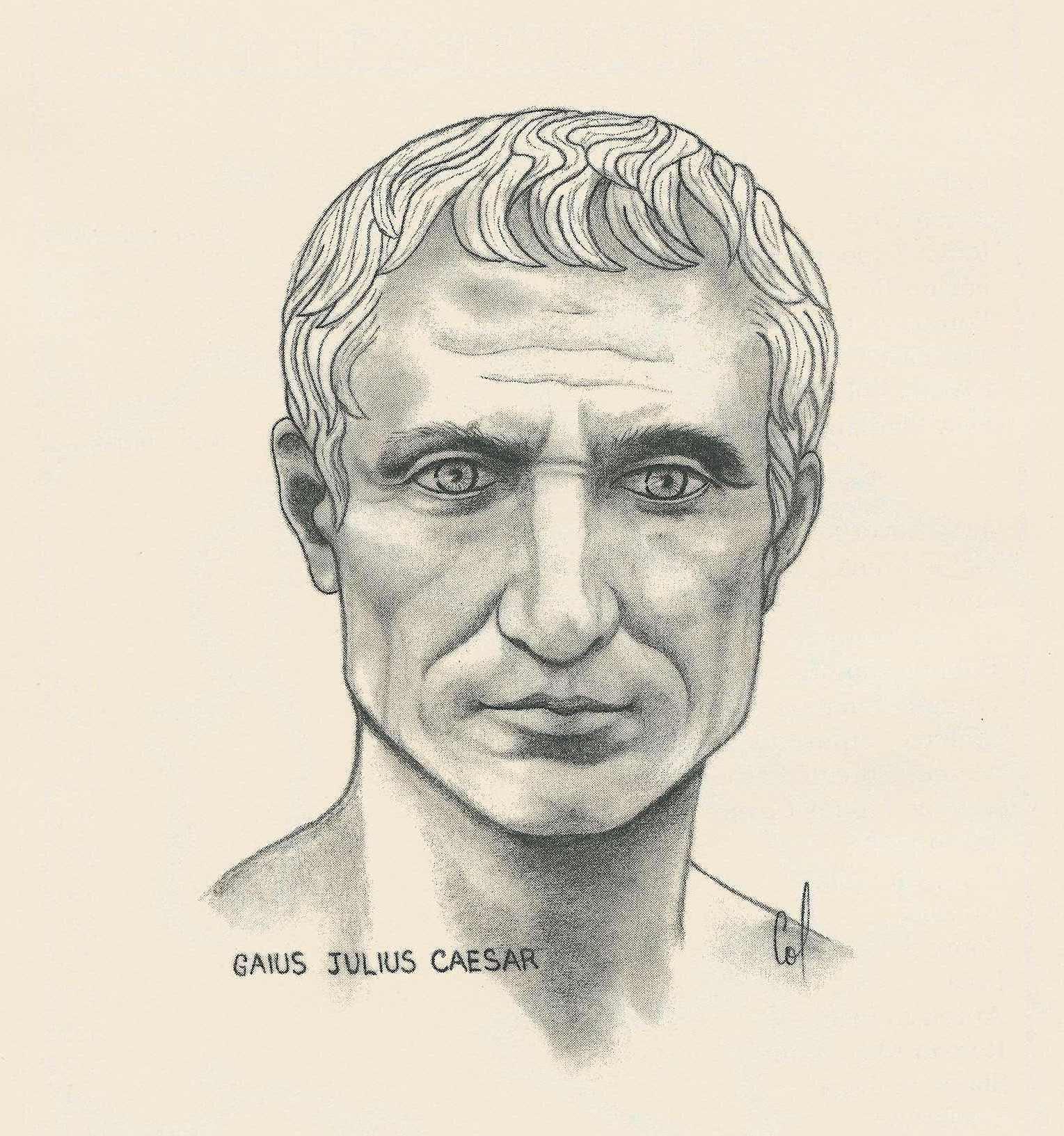 The Puzzle Of Caesar