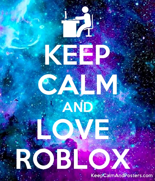 Calm And Stay Roblox