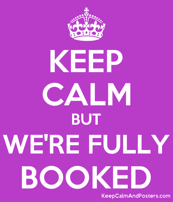 Image result for fully booked