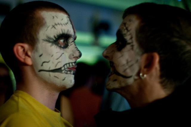 Dark Horse - Hallowe'en 2011