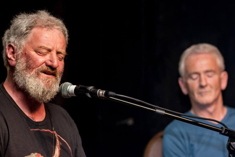 Declan Coyne and Johnny Johnston