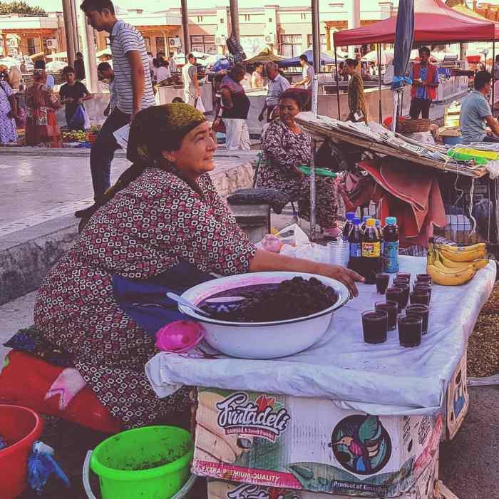 Siab Bazaar Photo by Freda Hughes