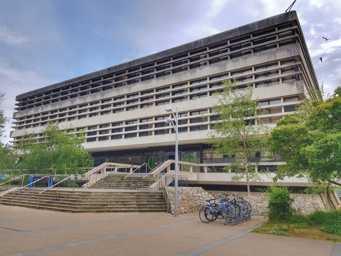 Agriculture and Science Building