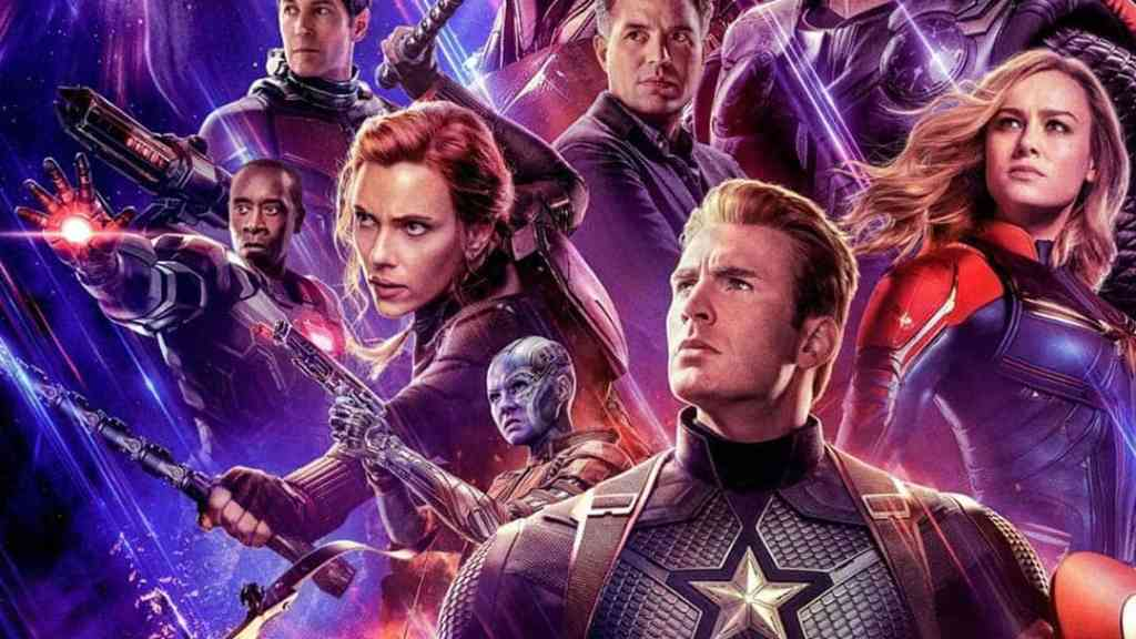 Avengers Crop