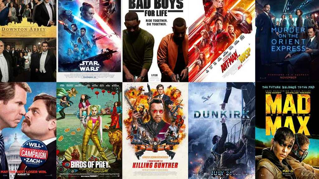 Examples of Payoff Movie Posters
