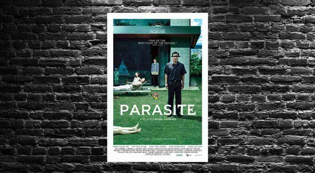 2019 Parasite Movie