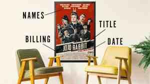 Movie Poster Principles