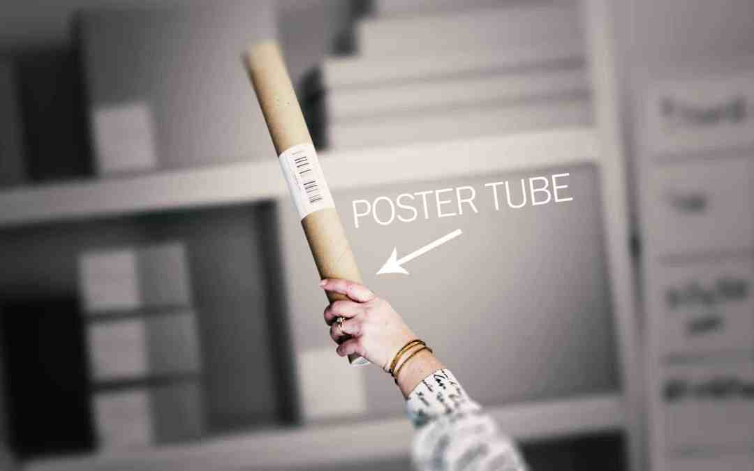 What's the Best Way to Mail a Movie Poster?