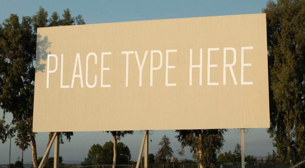 Type Bilboard