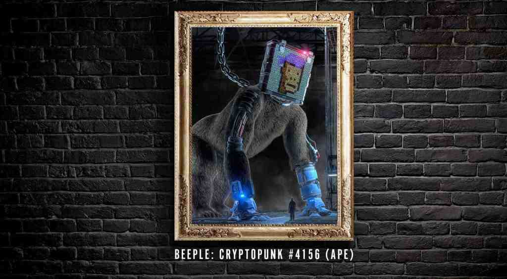 Beeple Crypto Punk