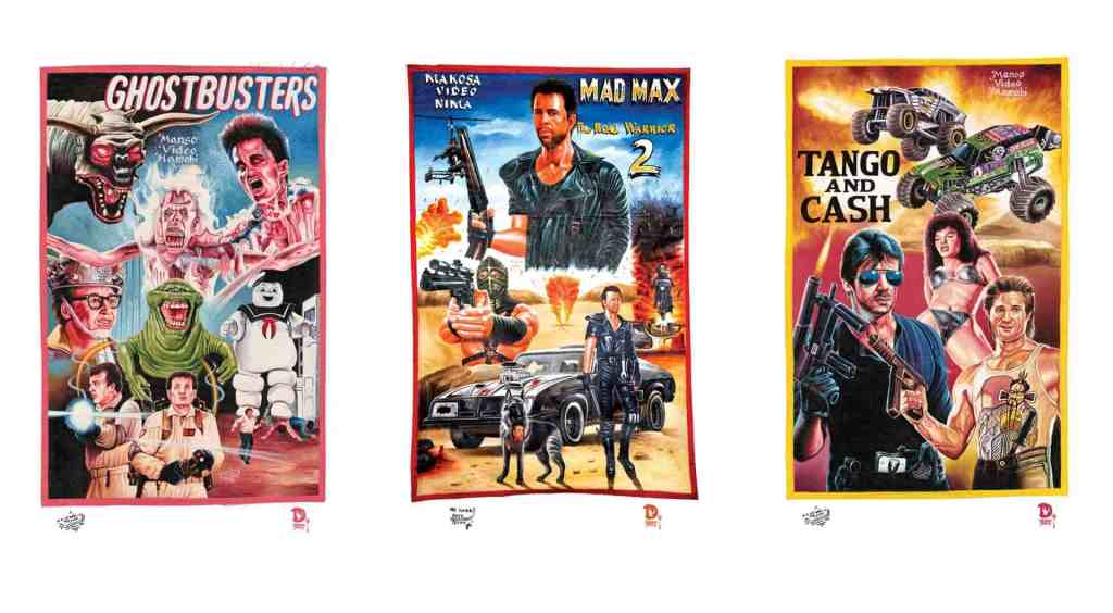 Ghanian Movie Posters