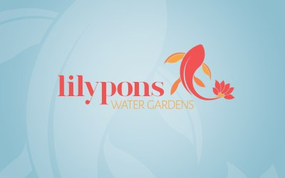 Lilypons Water Gardens New Identity
