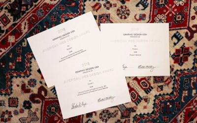 Postern Wins 3 GDUSA Web Design Awards!
