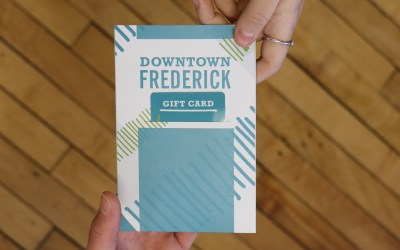 Downtown Frederick Partnership Gift Card